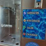 despachador automatico de agua